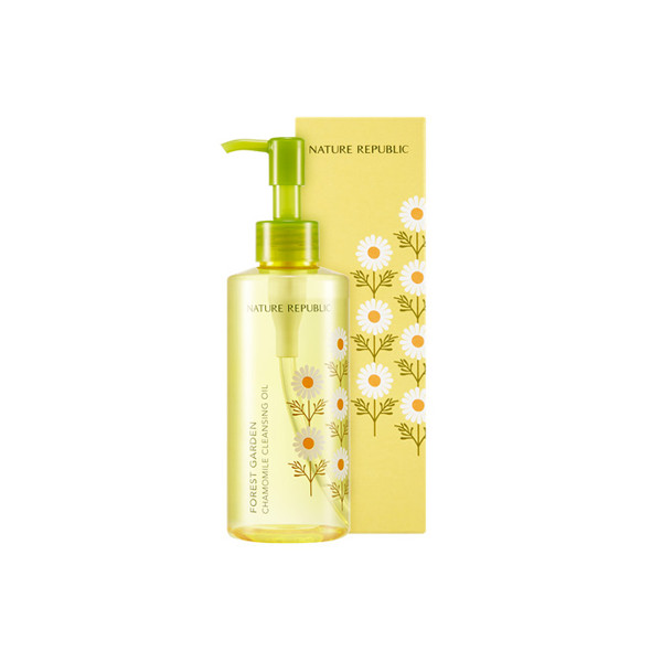 harga Nature republic forest garden chamomile cleansing oil Tokopedia.com