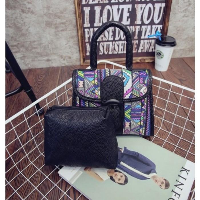 Jual Tas Clutch Hand Bag Murmer Import Ungu Wanita Elizabeth Kate 09a2f12c2d