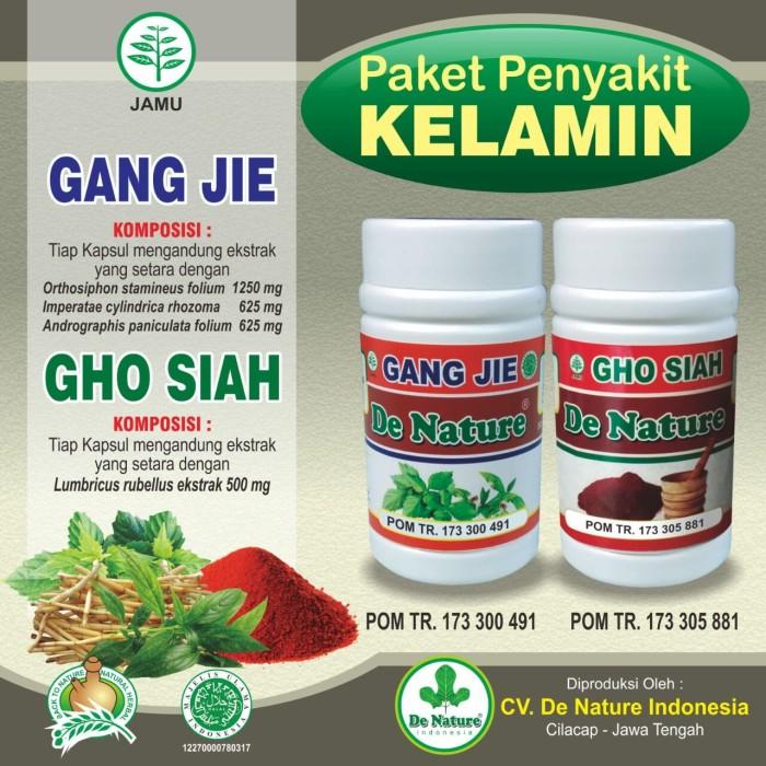 Foto Produk Obat Gonore / Kencing Nanah Herbal de Nature dari de Nature Official