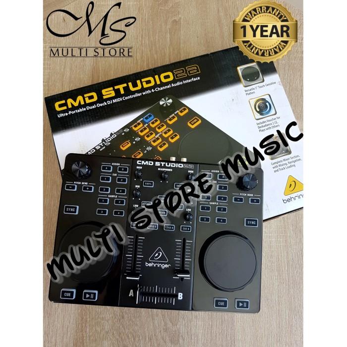 harga Behringer dj controller cmd studio 2a /cmd-2a Tokopedia.com