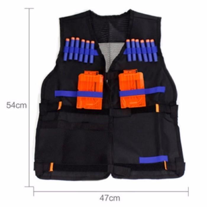 harga Rompi nerf / vest tactical nerf / jaket nerf Tokopedia.com