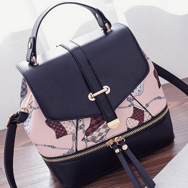 harga Ransel kulit backpack 67120 tas travel fashion import santai travel Tokopedia.com