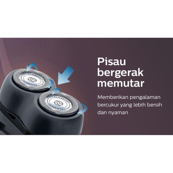 Philips PQ 206 Original Electric Shaver Alat Cukur Jenggot Brewok . 4207d7e830