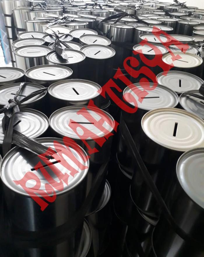 Foto Produk Celengan Kaleng Polos Ada Tutup Bawah dari Rumah Tisya25