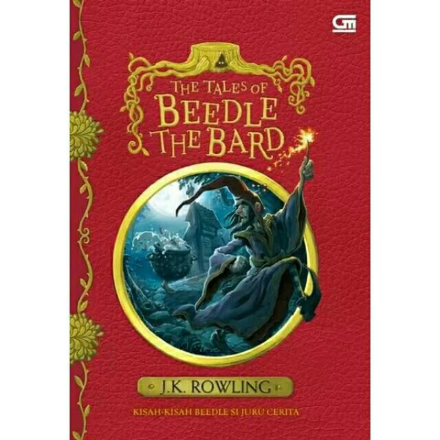 harga Buku the tales of beedle the bard jk rowling ( penulis harry potter ) Tokopedia.com