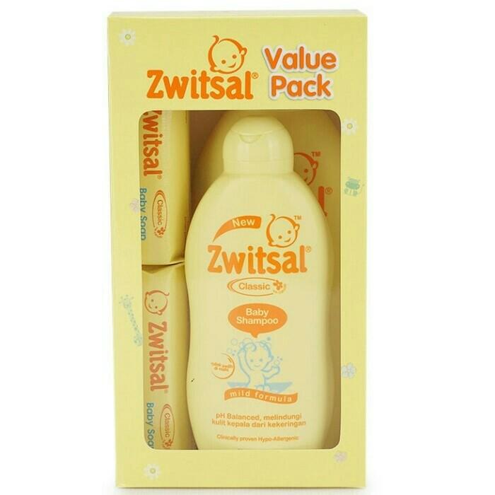 harga Zwitsal Baby Value Pack /sabun Bayi /shampo Bayi/bedak Bayi Tokopedia.com