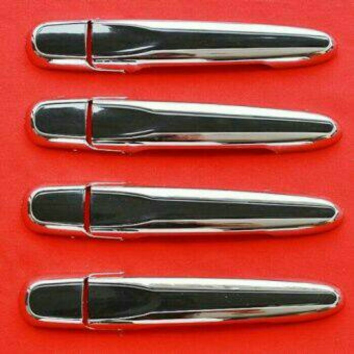 Cover handle list hitam daihatsu sigra