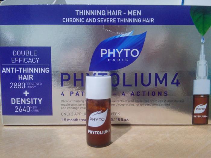 Jual Phyto Phytolium4 Phytolium 4 Hair Serum Thinning Hair Loss