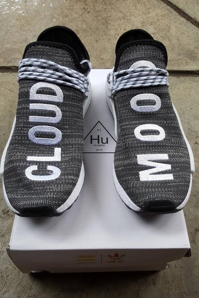 ec5212458c7ef Jual Sepatu Adidas NMD Human Race Pharrell Williams Cloud Mood ...