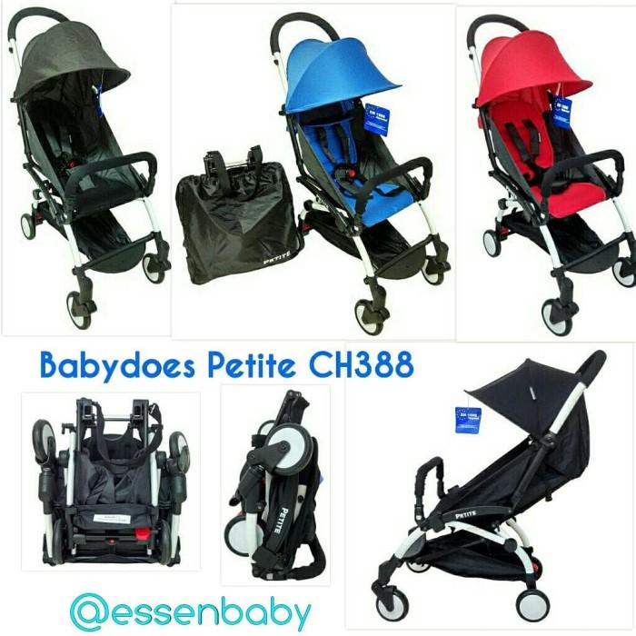harga Stroller babydoes petite ch388 (looklike yoyo) Tokopedia.com