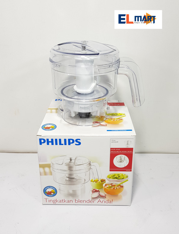 harga Philips chopper hr2939 /penggiling daging/meat chopper/pencacah/ Tokopedia.com