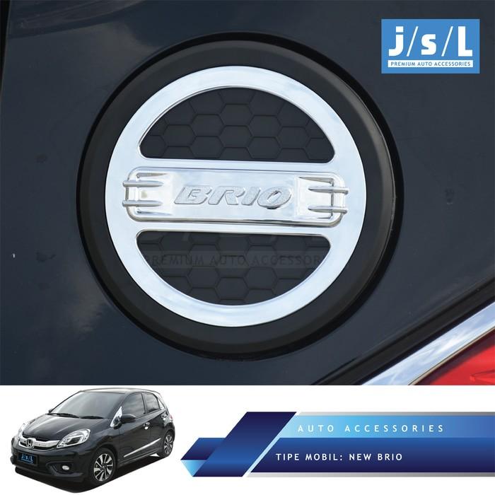 New brio cover tutup tangki bensin jsl -tank cover luxury black