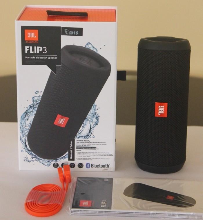 harga Jbl flip 3 original garansi resmi distributor indonesia 1 tahun Tokopedia.com