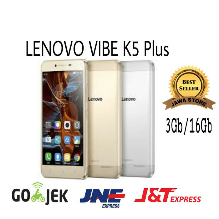 harga Lenovo vibe k5 plus ram 3gb / 16gb garansi resmi Tokopedia.com
