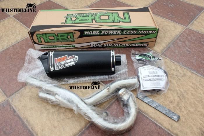 harga Knalpot nobi neo ss untuk motor kawasaki klx 150 Tokopedia.com