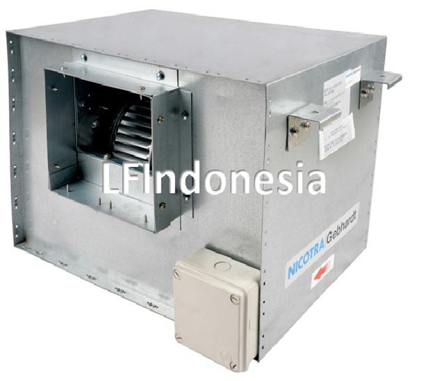Foto Produk Cabinet Fan NICOTRA CD250N / CD 250 (220-230V) dari lfindonesia