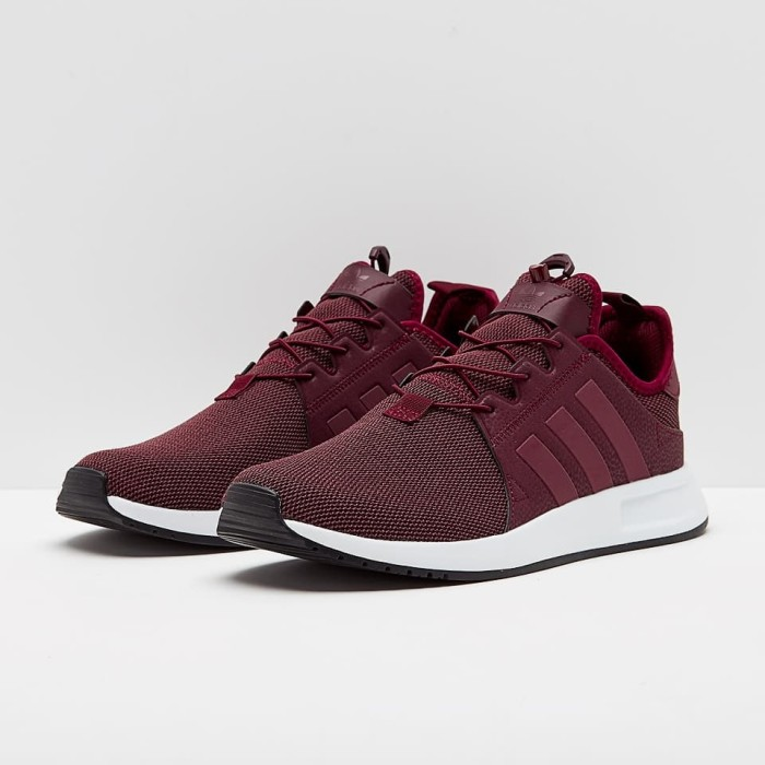 Adidas Xplr Primeknit Maroon Grade Original Premium Sepatu Shoes - Raynstore ca8e0f6478