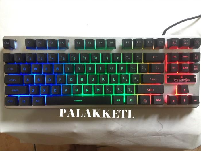Keyboard gaming imperion sledgehammer 7 TKL IMPERION SLEDGEHAMMER 7