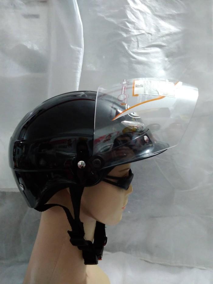 Helm Retro/bogo  B1/Helm motor + sepeda 2
