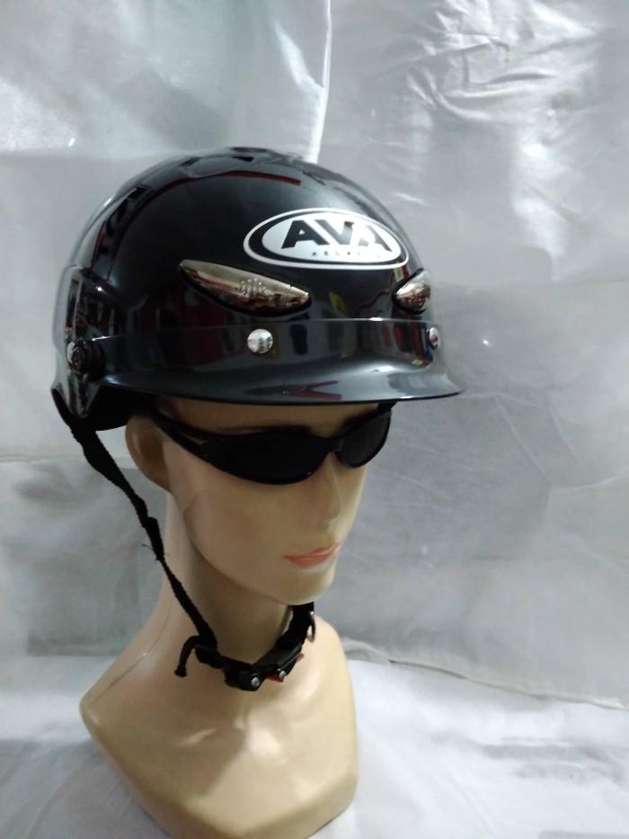 Helm Retro/bogo  B1/Helm motor + sepeda 3