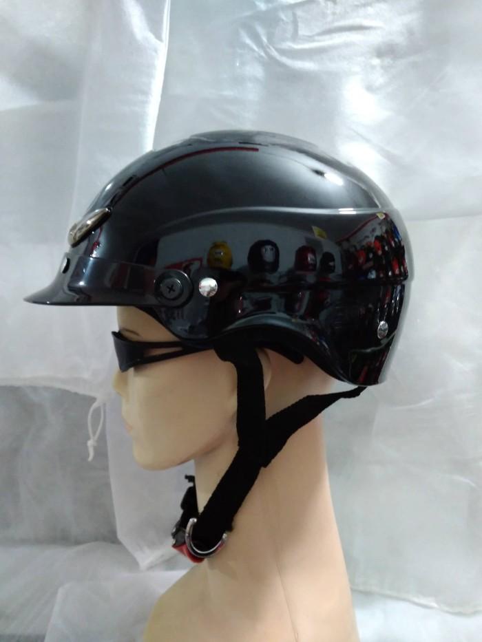 Helm Retro/bogo  B1/Helm motor + sepeda 4