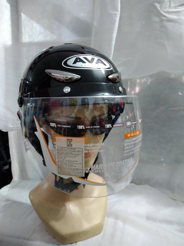 Helm Retro/bogo  B1/Helm motor + sepeda 1