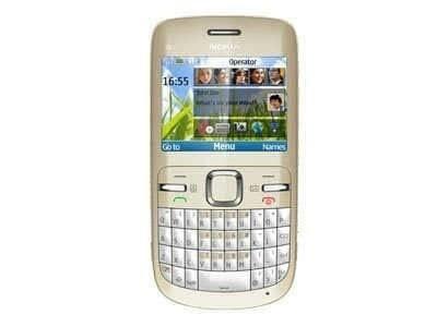 harga Nokia Jadul Type C3 Handphone Legendaris  Qwerty Bergaransi Tokopedia.com