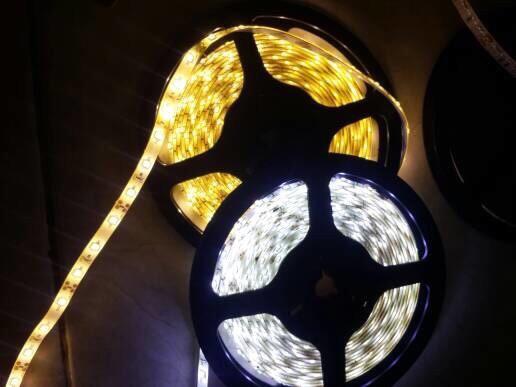 Lampu led strip 3528 outdoor ip 44 1rol 5m 5meter