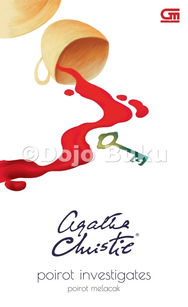 harga Poirot investigates (poirot melacak) - cover baru Tokopedia.com