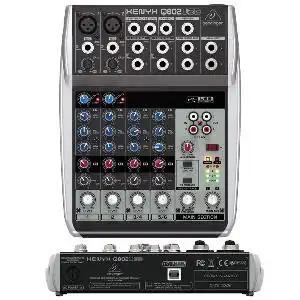 harga Audio mixer behringer xenyx q802usb Tokopedia.com