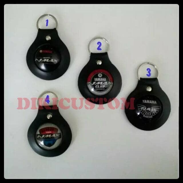 harga Gantungan kunci nmax gantungan kunci yamaha nmax aksesoris motor Tokopedia.com