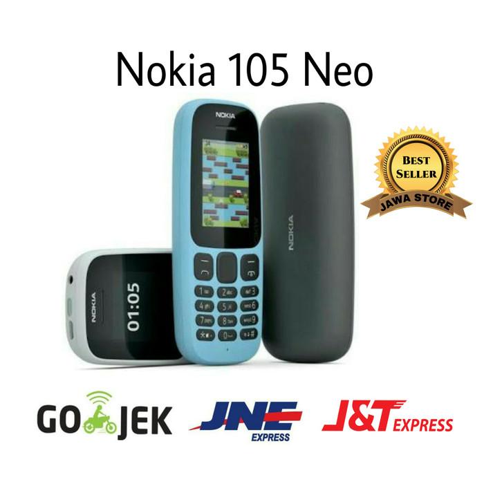 harga Nokia 105 neo dual sim 2017 garansi resmi Tokopedia.com