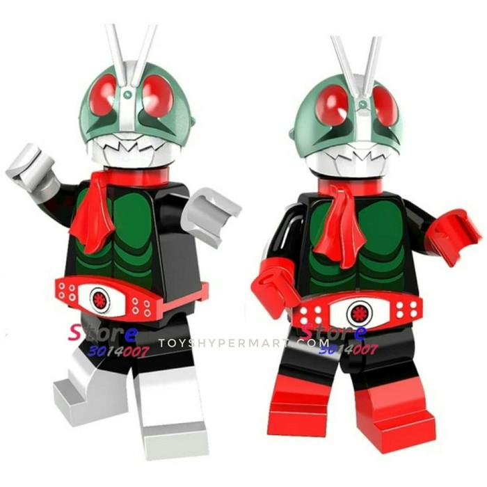 harga Kamen rider set ichigo and nigo brick minifigs non lego misp Tokopedia.com