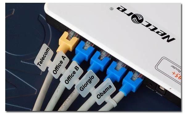 harga Cable ties tags 100pc label kabel tie tag name 4x200mm pengikat perapi Tokopedia.com