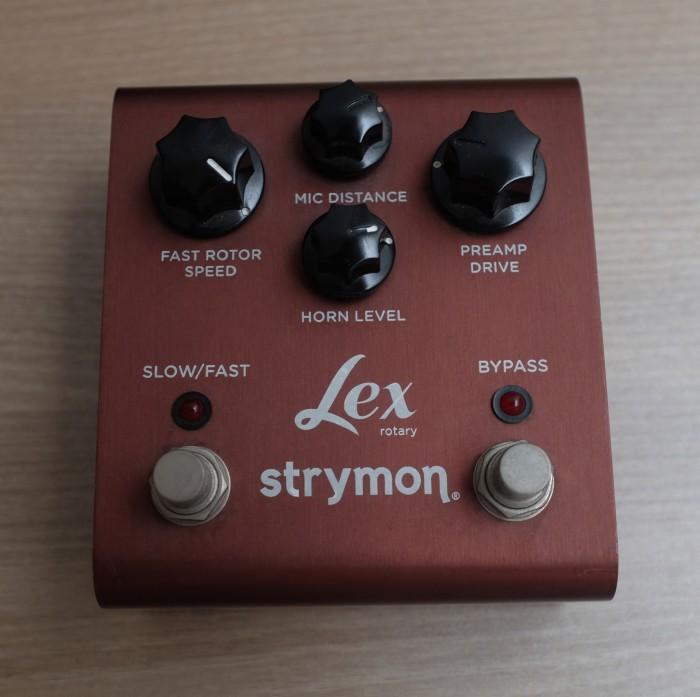 Strymon Lex Rotary /· Effet guitare