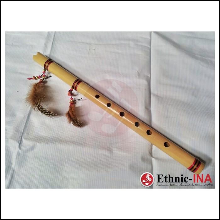 Foto Produk Quena / Qhena / Khena Bamboo Flute dari Ethnic-INA