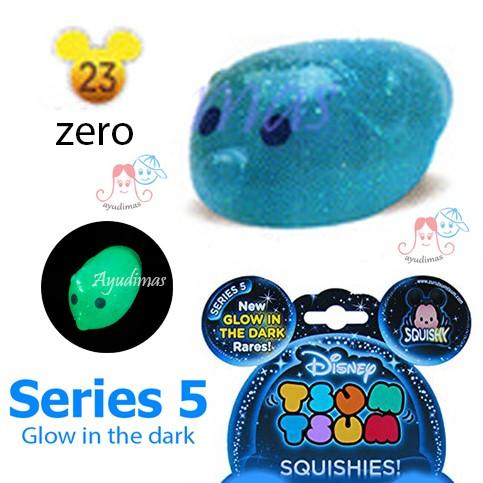 harga Zuru disney tsum tsum series 5 -squishies- glow in the dark - zero Tokopedia.com