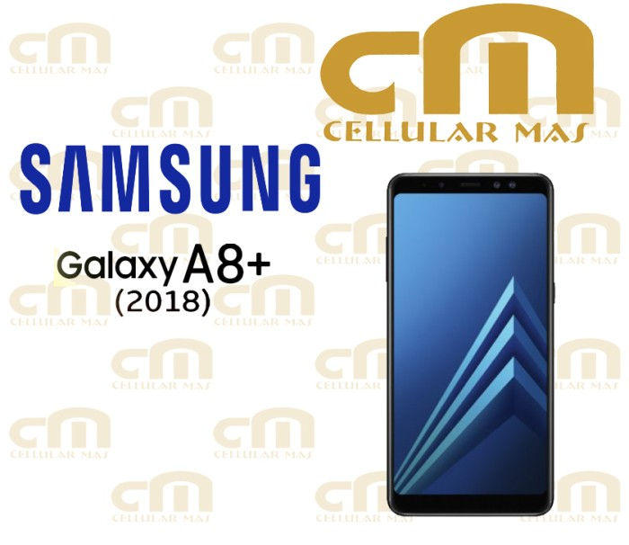 Samsung Galaxy A8+ 2018 GARANSI RESMI SEIN