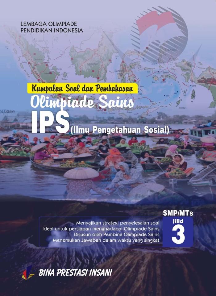 Foto Produk Kumpulan Soal dan Pembahasan Olimpiade Sains IPS Jilid 3 dari Toko Buku Olimpiade