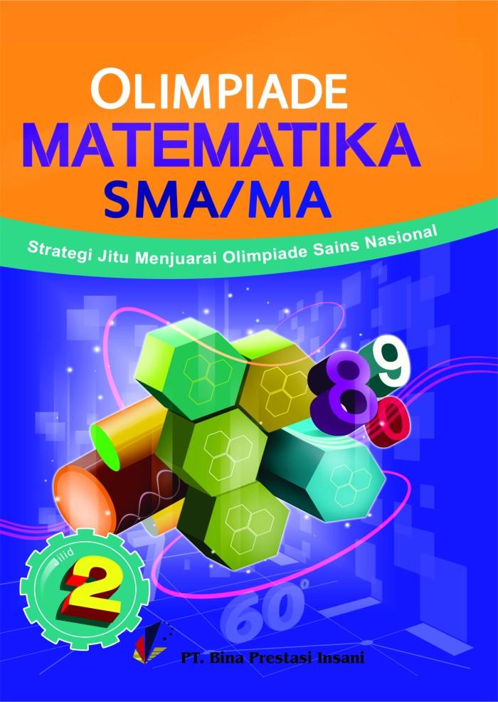 Foto Produk Buku SMA Strategi Jitu Menjuarai Olimpiade Sains Matematika Jilid 2 dari Toko Buku Olimpiade