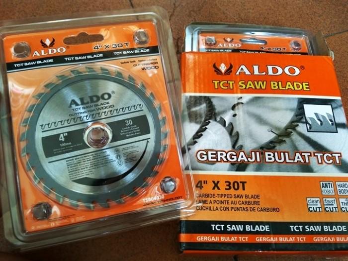 harga Mata gergaji circular 4  t30 aldo saw blade tct as 20mm ring 16mm Tokopedia.com