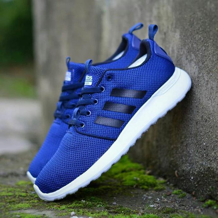 2018 sneakers hot product new authentic Jual Adidas Swift Racer Blue - Kota Surabaya - OriginalshoesTP | Tokopedia