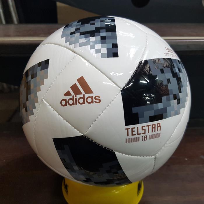 harga Bola futsal adidas telstar worl cup 18 sala original ce8144 Tokopedia.com