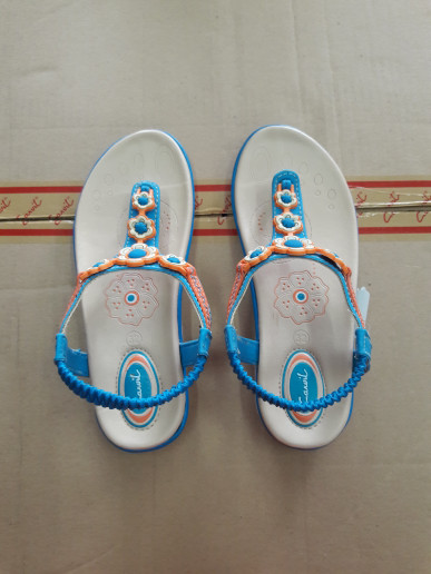 harga Promo sandal anak perempuan carvil unify-02 blue Tokopedia.com