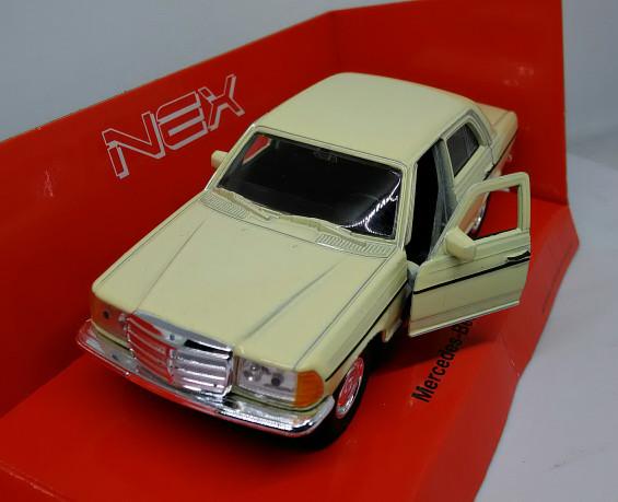 harga Miniatur Mobil Mercedes Benz W123 Diecast Klasik Tokopedia.com