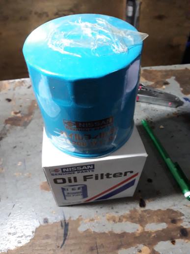 harga Filter oli nissan terrano Tokopedia.com