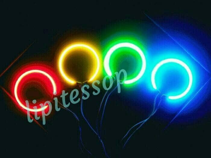 harga Lampu angel eyes neon ring + balas inverter(1 set) angle eyes Tokopedia.com