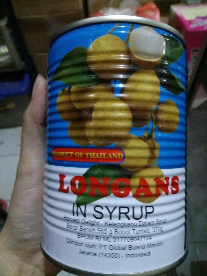 harga Longans in syrup / kelengkeng dalam sirup Tokopedia.com