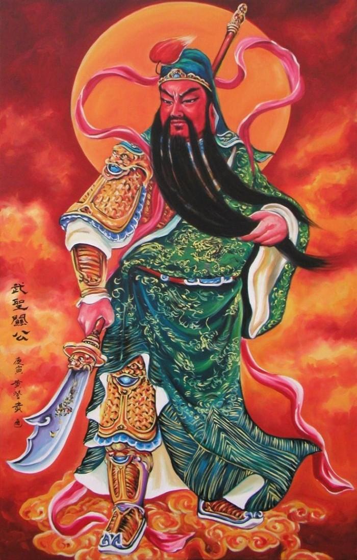 harga Repro digital lukisan dewa kwan kong guan yugod konghucu feng shui Tokopedia.com
