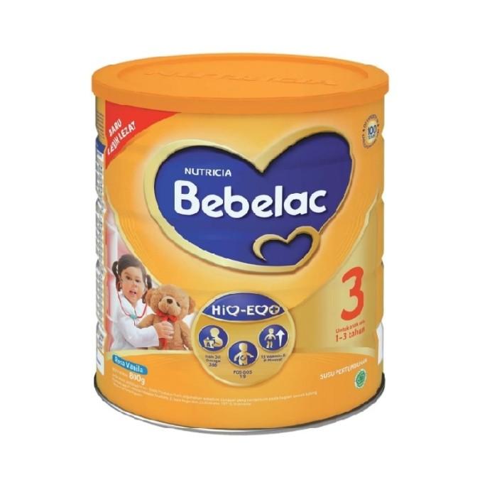 harga Bebelac 3 vanila tin 800 g Tokopedia.com